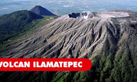 Volcán Ilamatepec