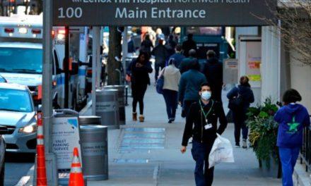 Más de 2.000 muertos y 120.000 infectados por el coronavirus en EE.UU.