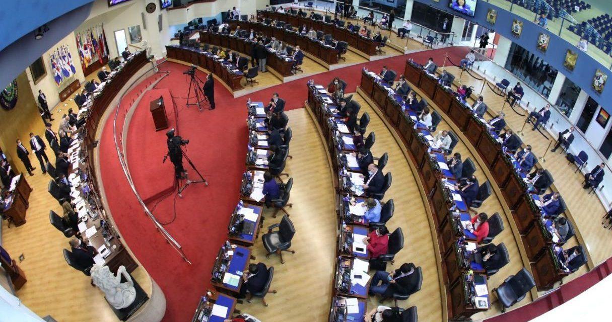 Asamblea aprobará hoy 15 días más de Estado de Excepción y regulará que detenidos por PNC cumplan cuarentena domiciliar