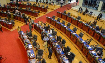 Financiamiento para Plan Control Territorial sigue estancado en la Asamblea Legislativa