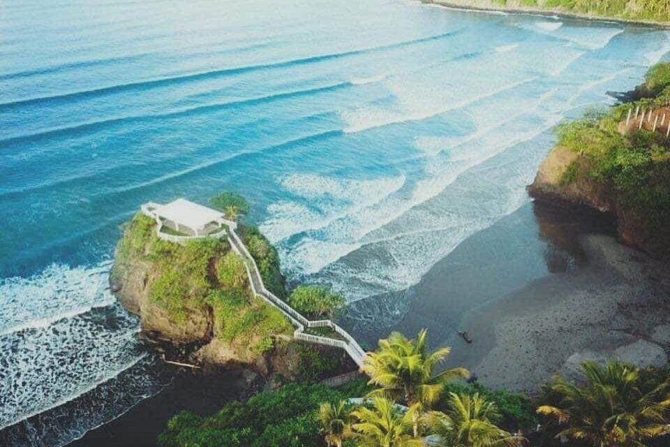 Playa El Cuco, San Miguel