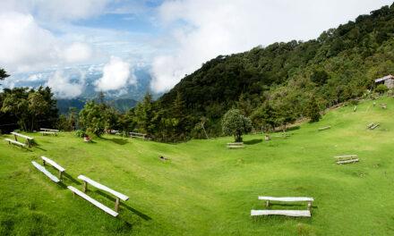 El Pital en Chalatenango