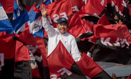 """EE.UU. demanda que las elecciones en Nicaragua sean """"libres"""" y """"justas"""""""