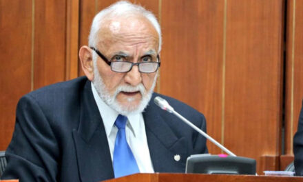 Fallece Roberto Cañas intelectual salvadoreño firmante de los Acuerdos de Paz