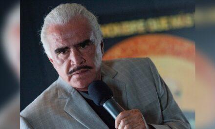 Vicente Fernández Jr. defendió a su padre de las acusaciones de acoso