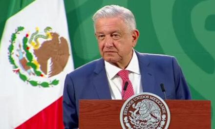 López Obrador desmiente haga campaña electoral en ruedas de prensa