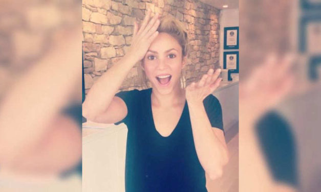 Shakira enfurece a sus followers por tomarse selfie con un delfín