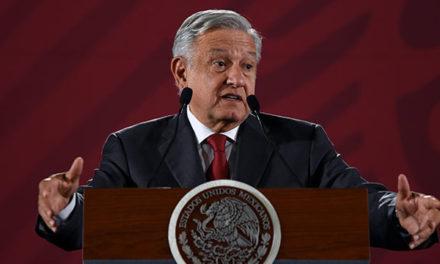 López Obrador denuncia espionaje en la sede del Gobierno mexicano
