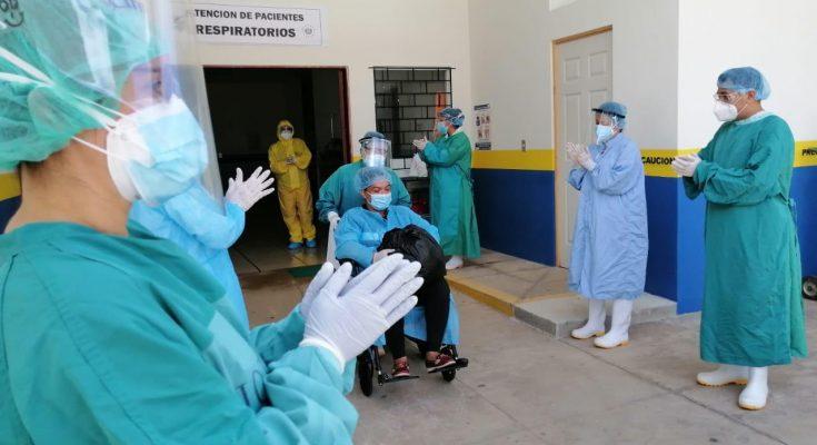 Personal de salud continúa recuperando a más salvadoreños del Coronavirus