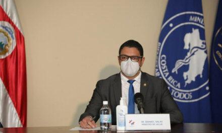 Costa Rica contabiliza 270 casos de reacción a vacuna antiCovid-19